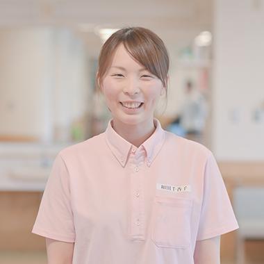 3課 看護師 和田千香子